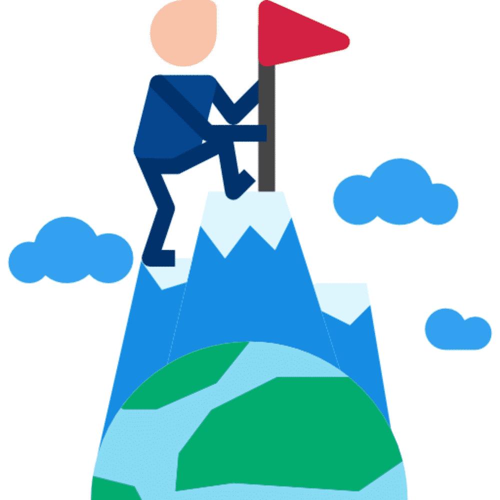 peak sites webdesign illustration